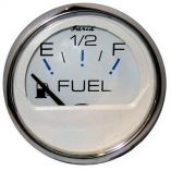 Faria Chesapeake White Ss 2 Fuel Level Gauge E12F-small image