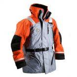 First Watch Ac1100 Flotation Coat OrangeGrey XLarge-small image