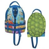 Full Throttle Water Buddies Vest Child 3050lbs Turtle-small image