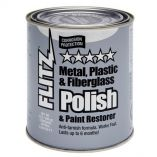 Flitz Polish - Paste - 2.0 lb. Quart Can - Boat Cleaning Supplies-small image