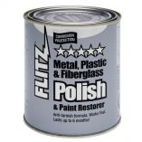 Flitz Polish - Paste - 1 Gallon Can - Boat Cleaning Supplies-small image