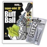 Flitz Buff Ball Super Mini 2 White W176oz Tube Flitz Polish-small image