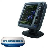 Furuno 1815 84 Color Lcd 19 4kw Radar W10m Cable-small image