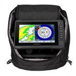 Garmin Echomap Uhd 73cv Ice Fishing Bundle WGt10hnIf Transducer-small image