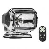 Golight Stryker St Series Permanent Mount Chrome Halogen WWireless Handheld Remote-small image