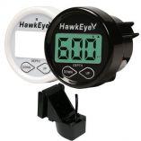 Hawkeye Depthtrax 2b InDash Digital Depth Gauge TmInHull-small image