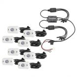 Heise Rgb Accent Light Kit 8 Pack-small image