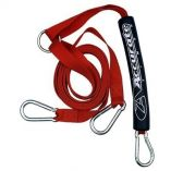 Hyperlite Nylon Webbing Boat Tow Harness Red-small image