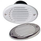 Innovative Lighting Marine Hidden Horn White WStainless Steel Overlay-small image