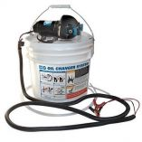 Jabsco Diy Oil Change System WPump 35 Gallon Bucket-small image