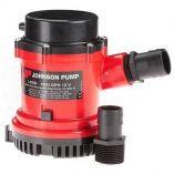 Johnson Pump 1600 Gph Bilge Pump 118 Hose 12v-small image