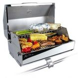 Kuuma 316 Elite Gas Grill - On-Board Cooking Supplies-small image