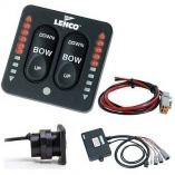 Lenco Led Indicator TwoPiece Tactile Switch Kit WPigtail FSingle Actuator Systems-small image