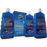 Meguiar's MG Fiberglass Oxidation Removal Kit - Boat Cleaning Supplies-small image