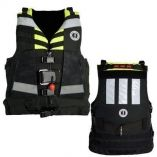 Mustang Universal Swift Water Rescue Vest Type V-small image