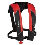 Onyx M24 Manual Inflatable Life Jacket Pfd Red-small image