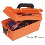 Plano Small Shallow Emergency Dry Storage Supply Box Orange-small image