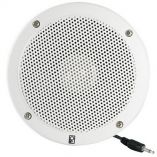 PolyPlanar 5 Vhf Extension Speaker Single Flush Mount White-small image