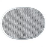 PolyPlanar 6 X 9 3Way Platinum Oval Marine Speaker Pair White-small image