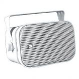 PolyPlanar Ma800w Compact Box Speaker Pair White-small image