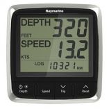 Raymarine i50 Tridata Display System - Marine Navigation Instrument Display Gauge-small image