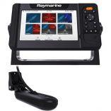 Raymarine Element 7 Hv Combo With Hv100 Transducer No Chart-small image