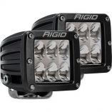 Rigid Industries DSeries Pro SpecterDriving Led Pair Black-small image