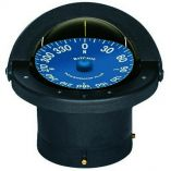 Ritchie Ss2000 Supersport Compass Flush Mount Black-small image