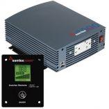 Samlex 1000w Pure Sine Wave Inverter 12v WLcd Display Remote Control-small image