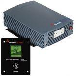 Samlex 2000w Pure Sine Wave Inverter 12v WLcd Display Remote Control-small image