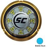 ShadowCaster Scr24 Bronze Underwater Light 24 Leds Bimini Blue-small image