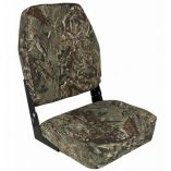 Springfield High Back Camp Folding Seat Mossy Oak Duck Blind-small image