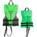 Stearns Youth HeadsUp Life Jacket 5090lbs Green-small image