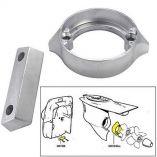 Tecnoseal Anode Kit WHardware Volvo DuoProp 290 Zinc-small image
