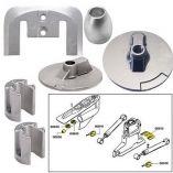 Tecnoseal Anode Kit WHardware Mercury Bravo 3 2004Present Magnesium-small image