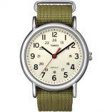 Timex Weekender SlipThru Watch Olive Green-small image