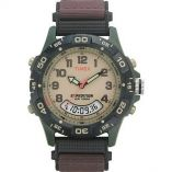 Timex Expedition Resin Combo Classic Analog GreenBlackBrown-small image