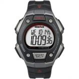 Timex Ironman Classic 50Lap FullSize Watch SilverRed-small image