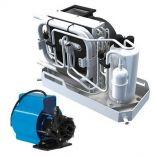 Webasto Fcf Platinum Series Air Conditioner Complete System Kit WKoolair Pm500 Pump Ducting 12,000 BtuH 115v-small image