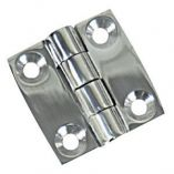 Whitecap Butt Hinge 304 Stainless Steel 2 X 112-small image