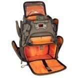 Wild River Recon Lighted Compact Tackle Backpack WO Trays-small image