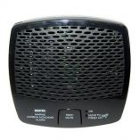 Xintex Carbon Monoxide Alarm Battery Operated Black-small image
