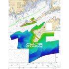 Cmor Mapping Long, Block Island Sound MarthaS Vineyard FRaymarine-small image