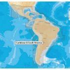 Navionics+ Caribbean & South America - microSD - Mapping & Cartography-small image