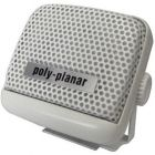 PolyPlanar Vhf Extension Speaker 8w Surface Mount Single White-small image